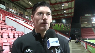 Barry Reflects On Bournemouth Draw