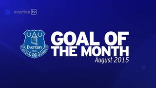 August's Goal Of The Month