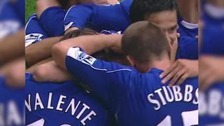 Everton 2-1 Watford - August 2006