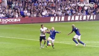 Tottenham 0 - 0 Everton - 20 Minute Highlights