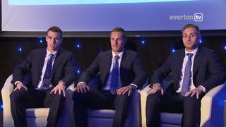 Trio Attend Audience With Event