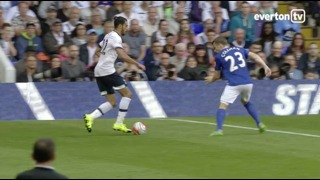 Tottenham 0 - 0 Everton - 5 Minute Highlights
