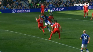 Everton 1 - 1 Liverpool - 20 Minute Highlights