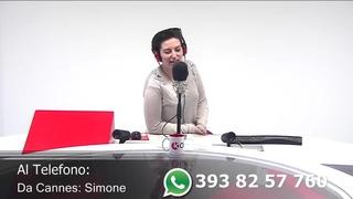 Simone da Cannes 20 maggio