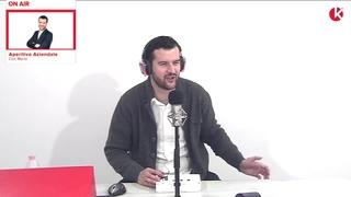 AperitivoAziendale - Le doti di uno startupper