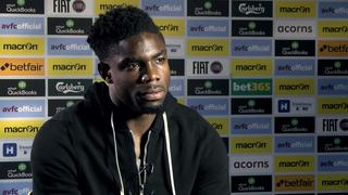 AVTV HD exclusive: Micah Richards in-depth
