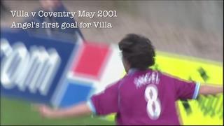 Angel's top ten Premier League goals