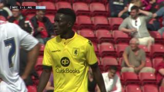15-16 pre-season: Walsall v Villa 2nd half