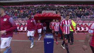 14-15 highlights: Sunderland 0-4 Villa