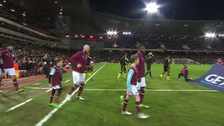 15-16 highlights - West Ham 2-0 Villa