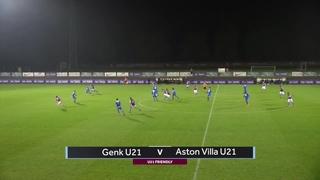 U21s goals: Genk 1-6 Villa