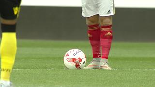 15-16 pre-season: Forest 1st half