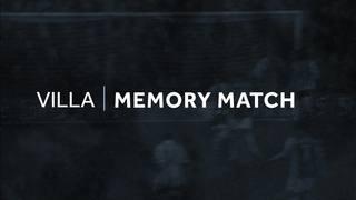 Memory match: Swindon 2-3 Villa