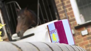 Double Grand National winner on Villa support